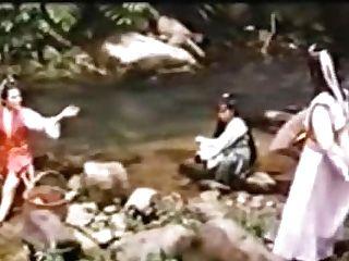 台湾旧无码色情电影《金瓶艳史》-时间不可考