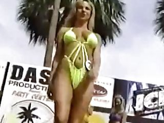 1994 Palm Springs Swimsuit Contest Intro