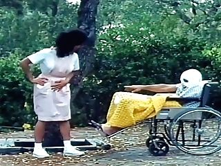 70s Medic Tricks Precious Retro Nurse And Pleases Her With...