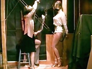 Restraint Bondage Dolls - Antique Captive Honeys In Tying Sadism...