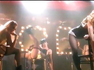 Porno Music Flick - Christina Aguilera - Burlesque (express)
